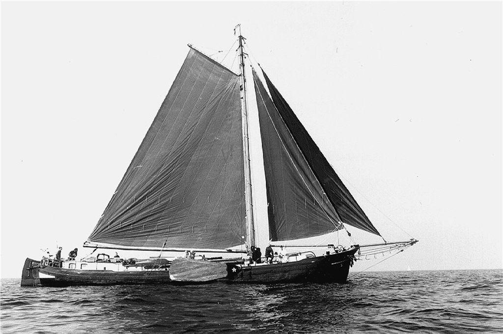 Avalon schip vroeger