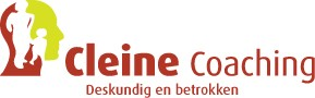 Logo Cleine Coaching deskundig en betrokken